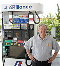Gas Stations Profit From More Than Just Gas Npr