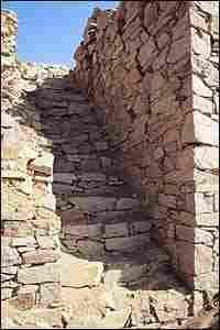 Stone Staircase, Credit: Ivan Ghezzi