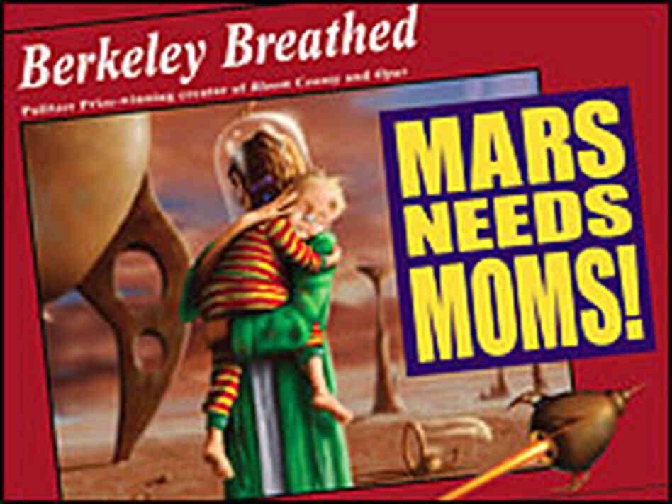 Cover of 'Mars Needs Moms!'