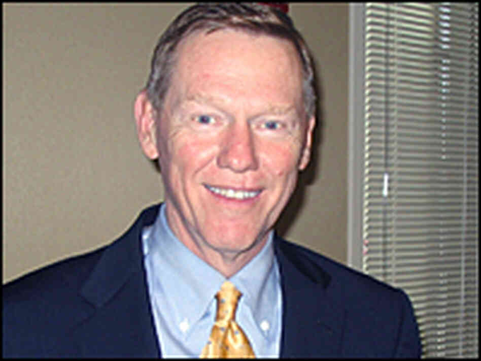 From aircraft to autos ford ceo alan mulally npr for Ford motor company alan mulally