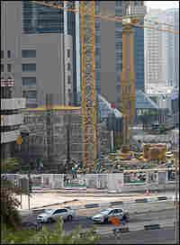 Construction in Abu Dhabi