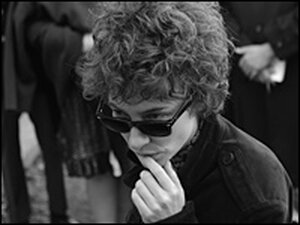 Cate Blanchett is one of six actors who portrays Bob Dylan in 'I'm Not There.'