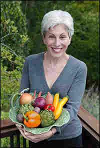 Cookbook author Mollie Katzen