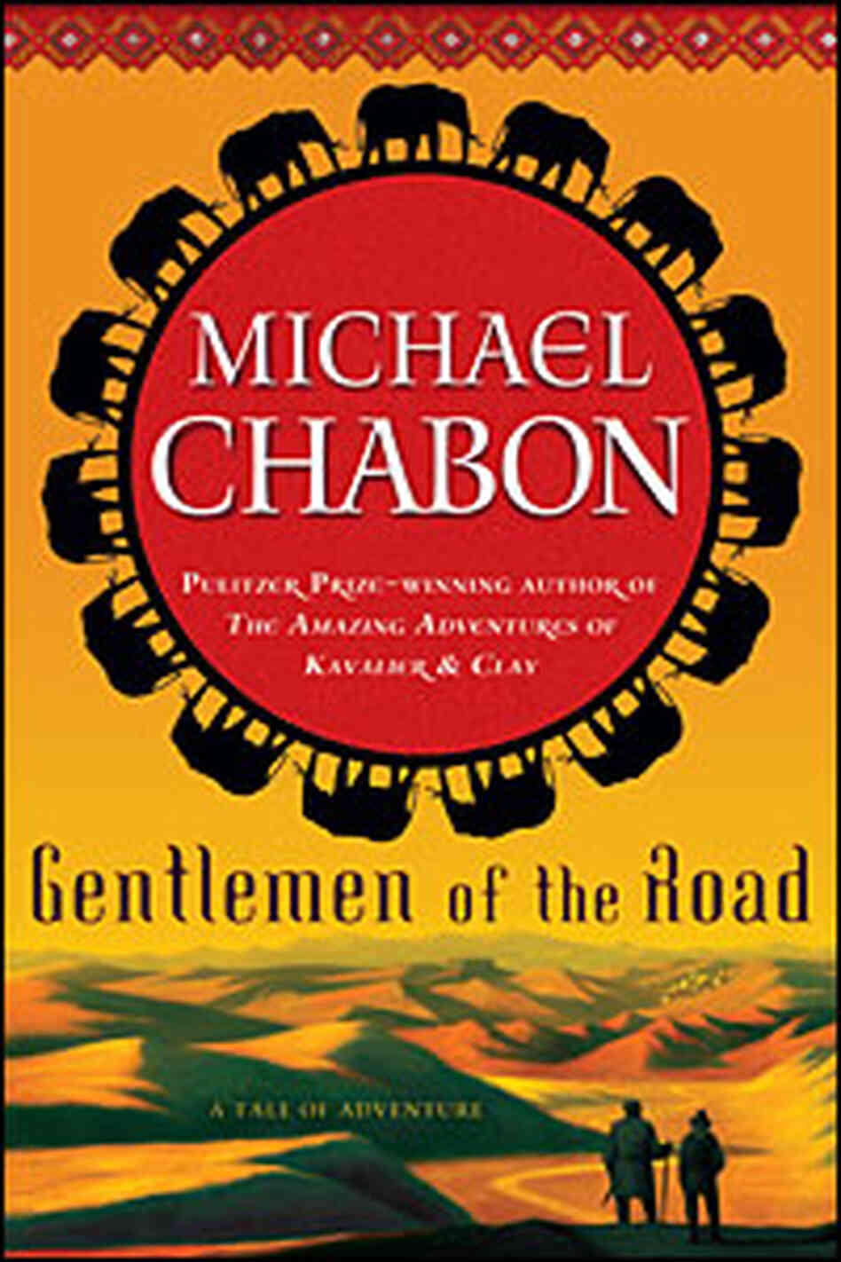 Cover of 'Gentlemen of the Road'