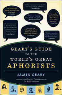 'Geary's Guide to the World's Great Aphorists' Cover