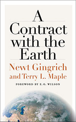 Cover of 'Contract with America'