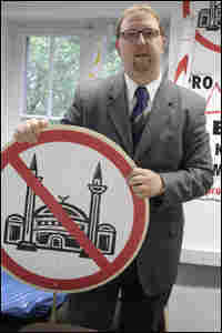 Right-Wing Politician Markus Wiener