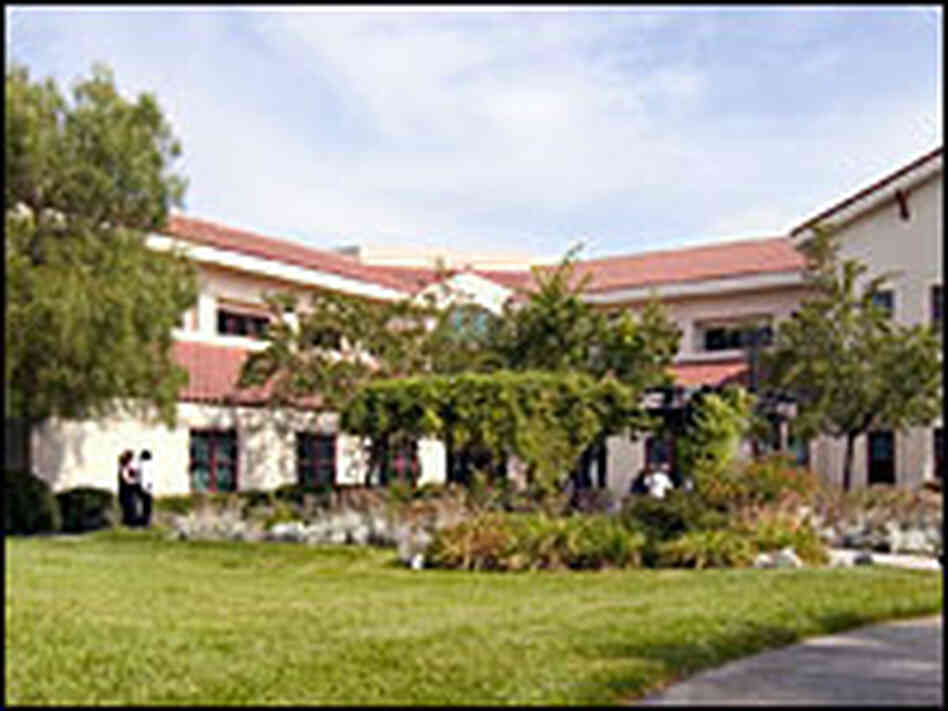 The Women's Mental Health Center in Menlo Park, Calif.
