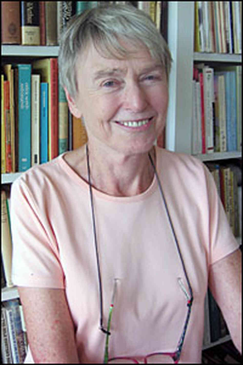 Author Susan Cooper