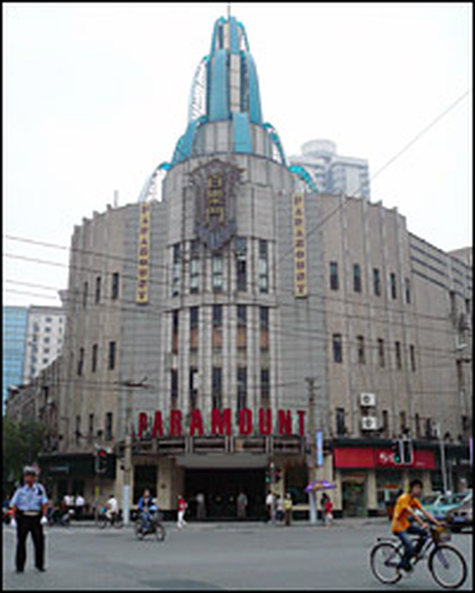 When the Paramount Dance Hall (shown today) was built in 1930, it was the most expensive and elaborate ballroom of its age.