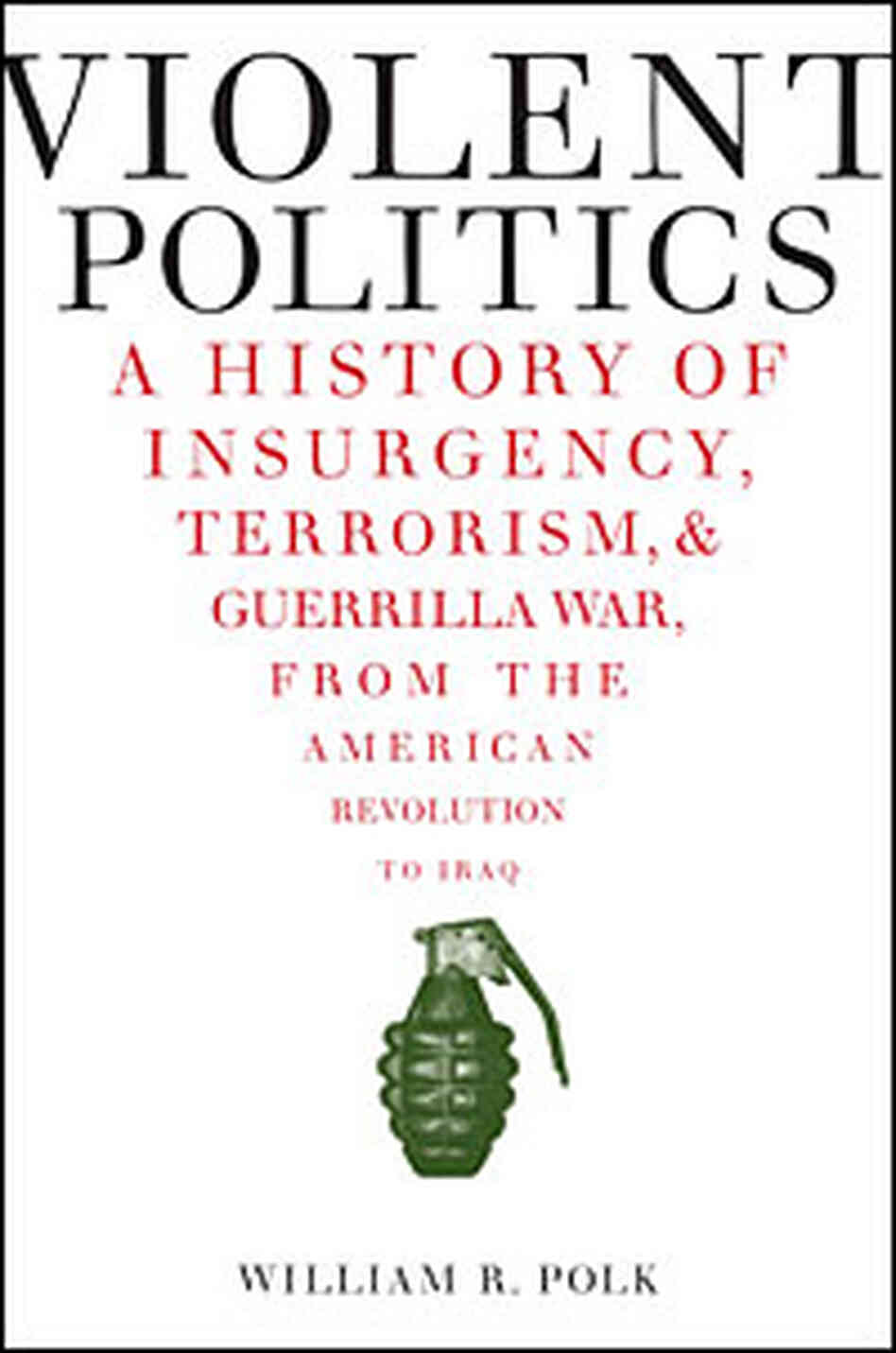 Cover of 'Violent Politics'