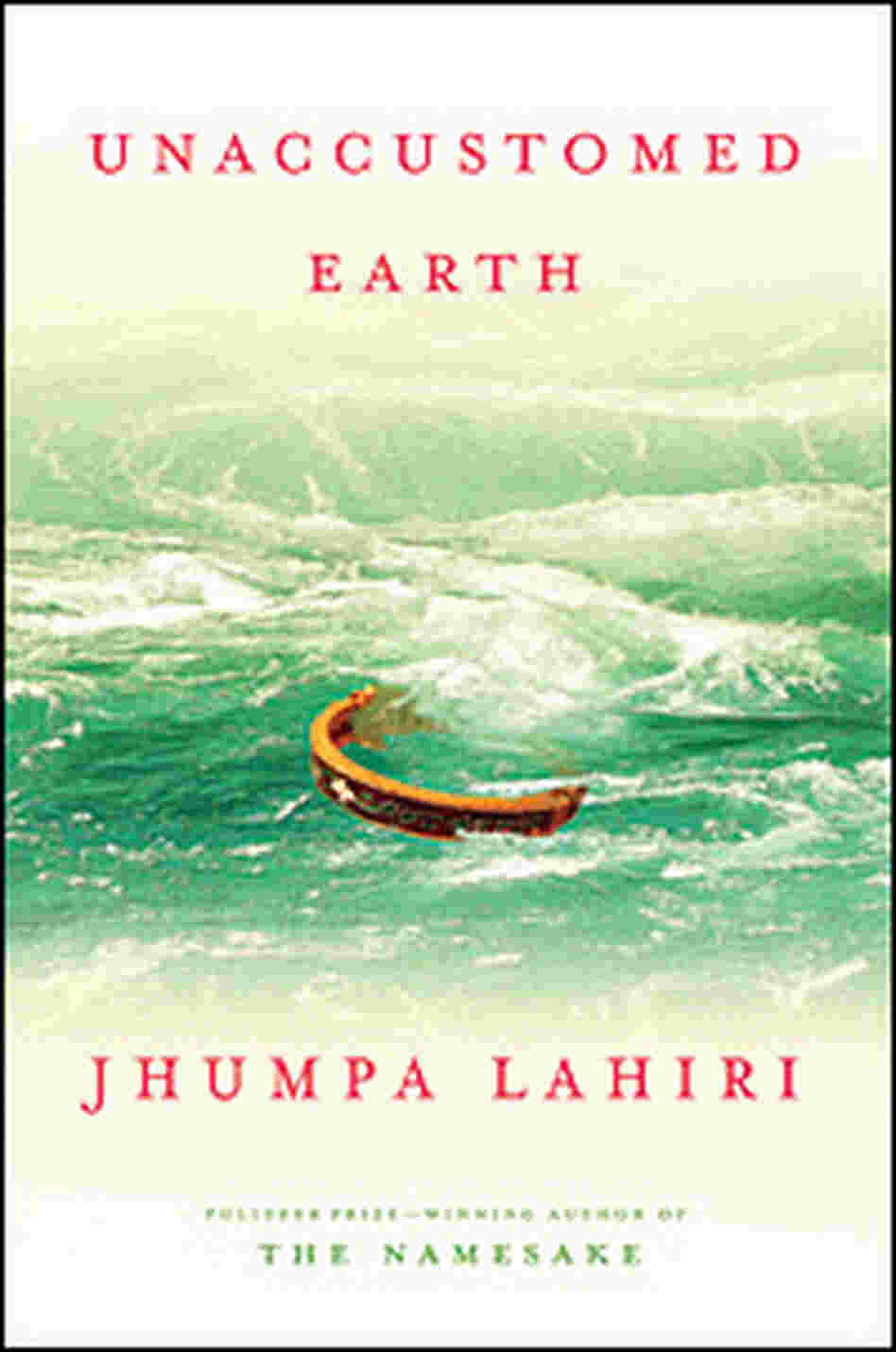 'Unaccustomed Earth' cover