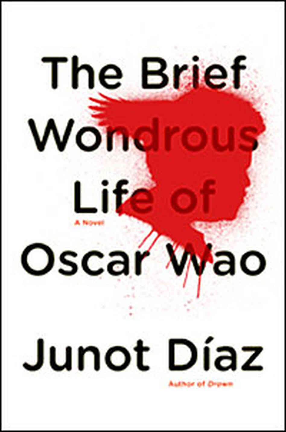 Cover of 'The Brief and Wonderous Life of Oscar Wao'