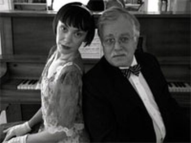 Van Dyke Parks (right) has known Inara George since she was born.