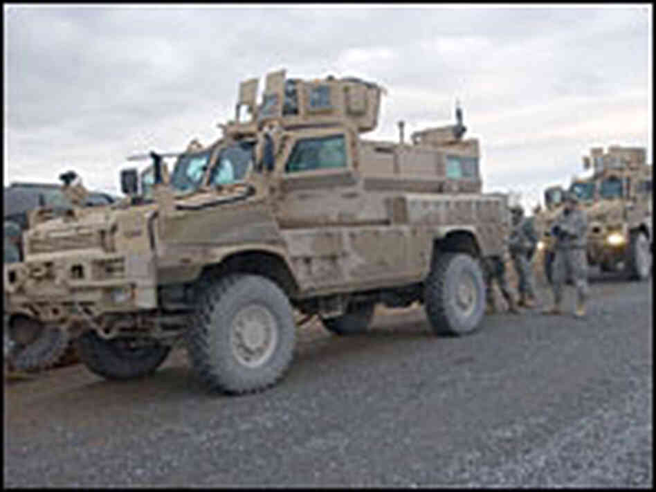 MRAP Training