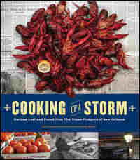 The cover of the cookbook.