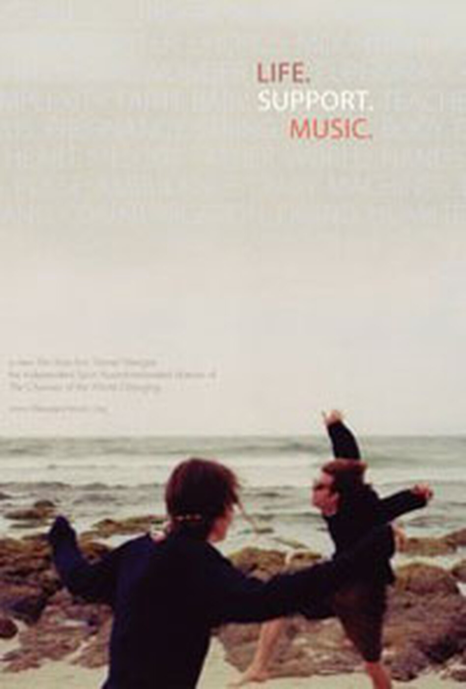 <em>Life. Support. Music,</em> directed by Eric Daniel Metzgar, documents Jason Crigler's recovery.