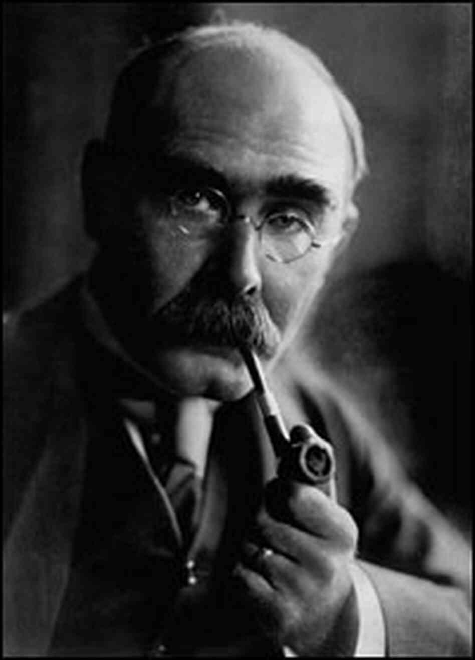 Rudyard Kipling historical significance