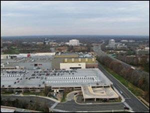 Tysons Corner Mall in Northern Virginia