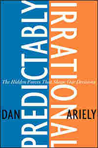 Cover of 'Predictably Irrational' by Dan Ariely