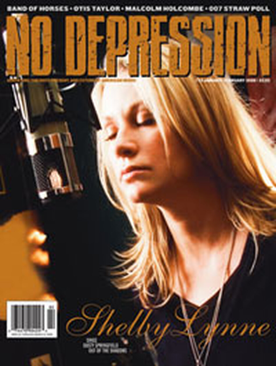 The latest (and second-to-last) cover of <em>No Depression</em> features Shelby Lynne.