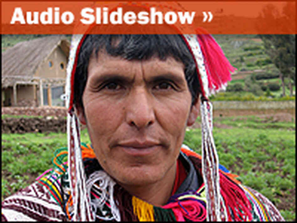 Audio slideshow: Journey through the Andean Highlands