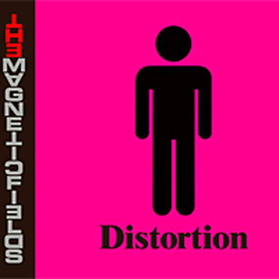 The Magnetic Fields album, 'Distortion'