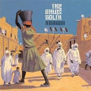 Mars Volta CD artwork