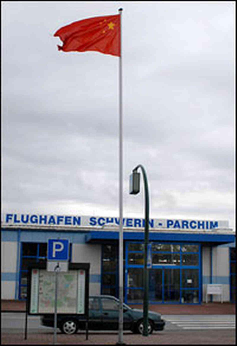 Flughafen Parchim News