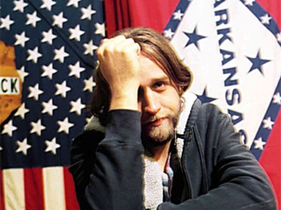 Hayes Carll's new album is called 'Trouble in Mind.'