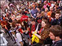 Crowds at Comic-Con