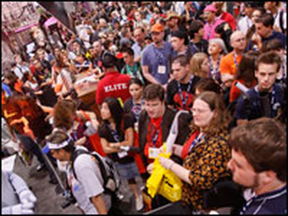 Librarians were among the crowds that descended on the 2008 Comic-Con convention in San Diego over the weekend.