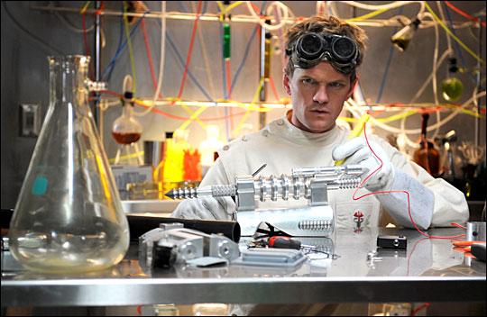 Neil Patrick Harris as 'Dr. Horrible'