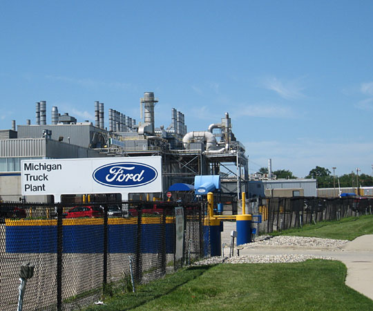 Ford shifts production focus to smaller cars ncpr news for Ford motor company wayne mi