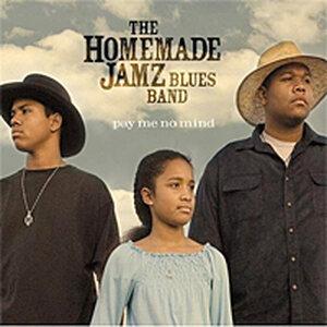Homemade Jamz Blues Band cover