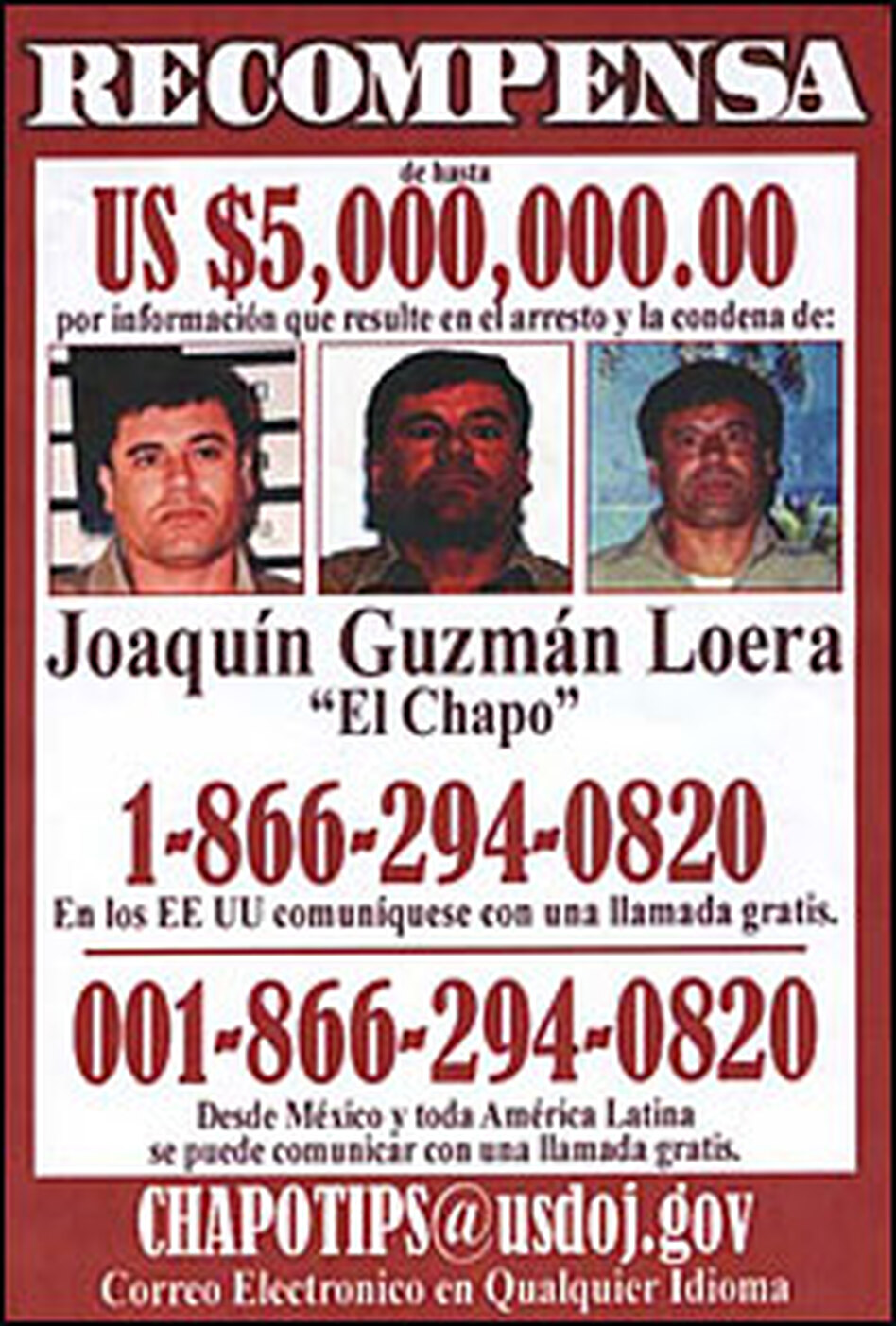 "Joaquin ""El Chapo"" Guzman has become one of the pre-eminent drug smugglers of his day."