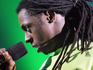 Lil Wayne's latest album is 'Tha Carter III'