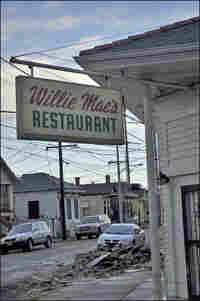 Willie Mae's restaurant in New Orleans.