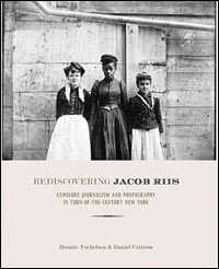 'Rediscovering Jacob Riis' book cover
