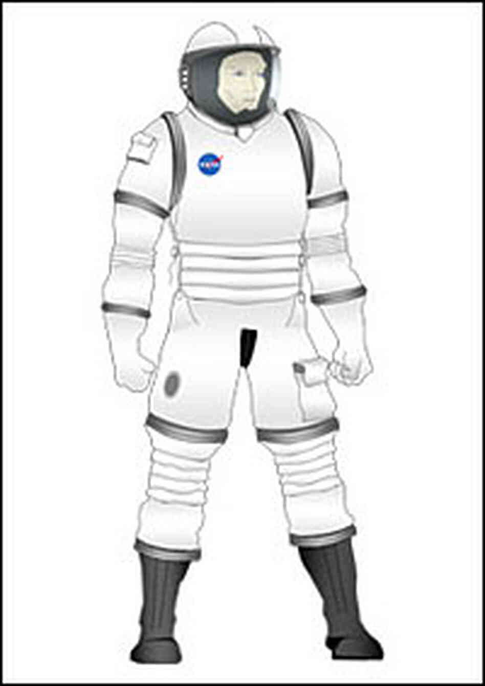 future space suits designs - photo #35