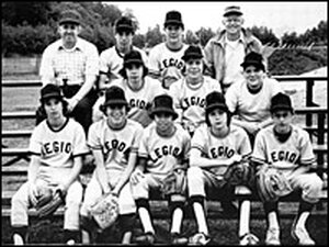 The 1977 Legion Senior League baseball team in Pelham, N.Y.