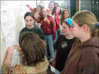 Workshop prepares Girl Scouts for independence.