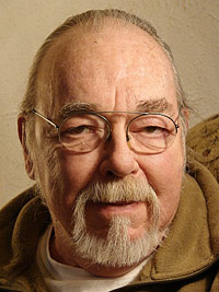 With co-creator Dave Arneson, E. Gary Gygax developed Dungeons & Dragons in 1974.