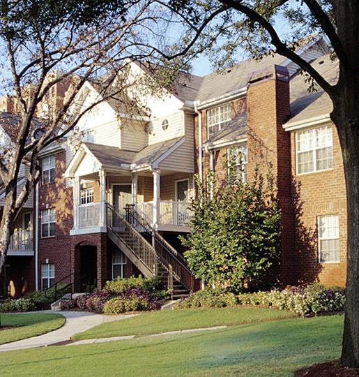 Atlanta Housing Demolition Sparks Outcry : NPR