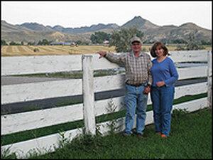 Fred and Linda Dowd