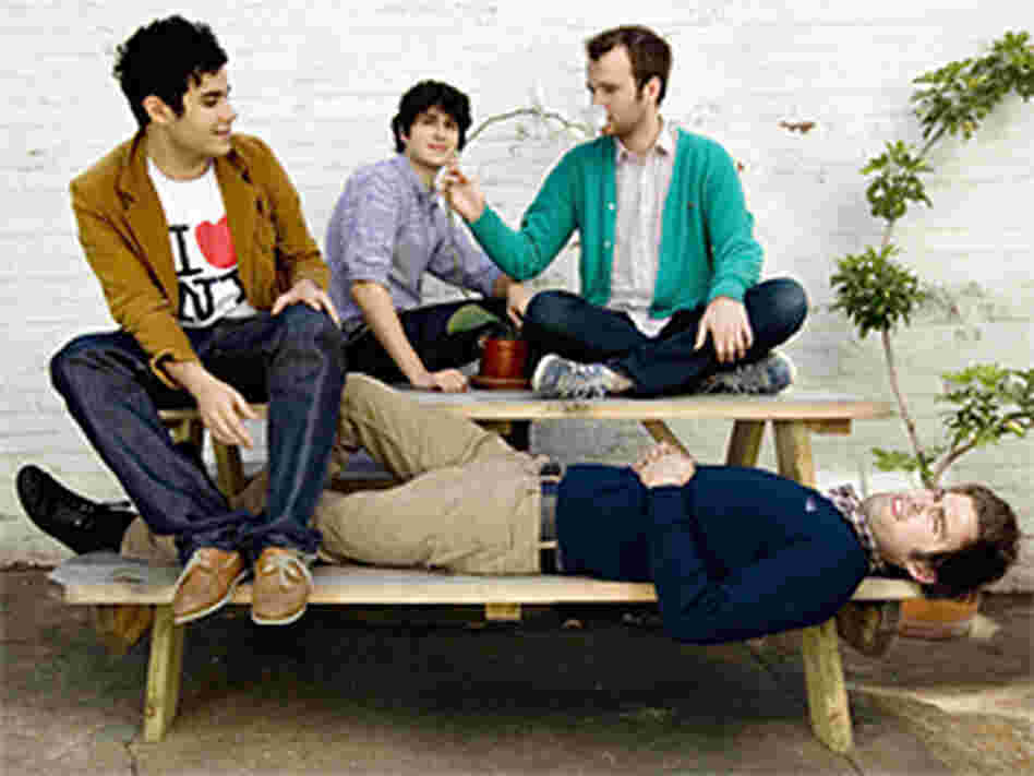 Vampire Weekend enjoyed a speedy ascent from blog sensation to mainstream ubiquity.