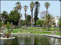 FBI Cracks Down on Gangs at L A 's MacArthur Park : NPR