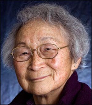 Ruby Inouye in 2006