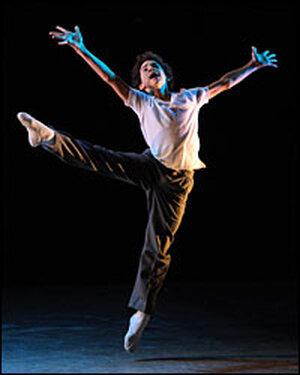 David Alvarez in 'Billy Elliot'
