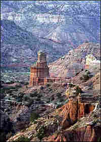 The Lighthouse at Palo Duro Canyon